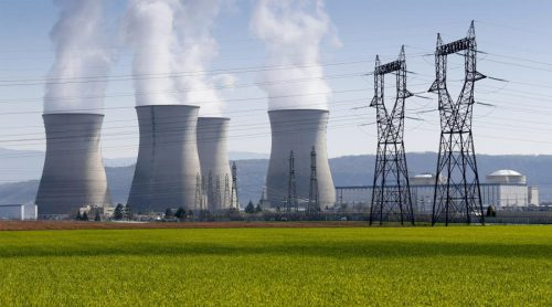 nuclear power apprentise