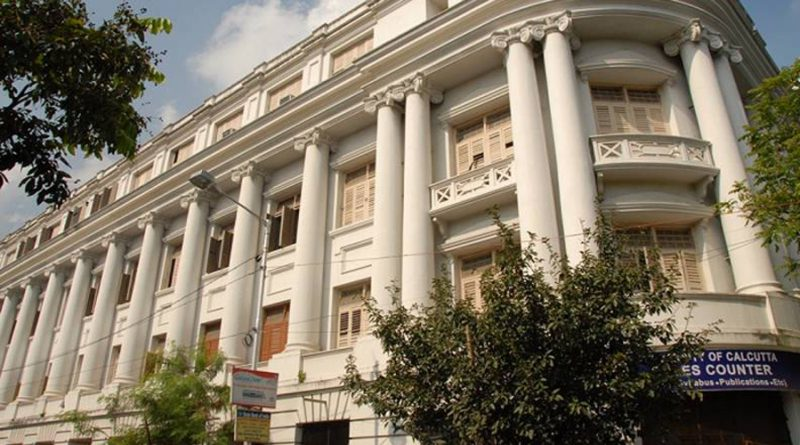 Calcutta University Picture
