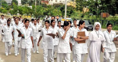 Nurse Recruitment, Kolkata Port Trust,