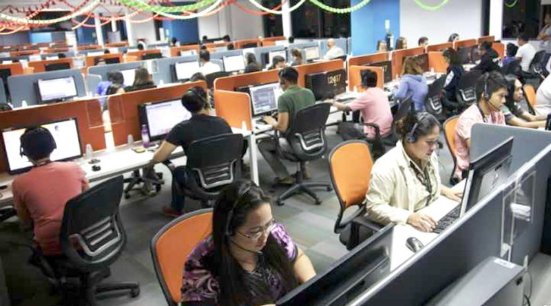 Call Centre Picture