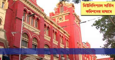 KMC Recruitment, West Bengal Govt Jobs, Job in West BEngal, KMC Food Safety Officer Recrutit