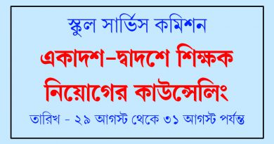 SSC Councelling