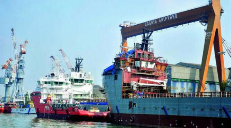 Cochin Shipyard Job