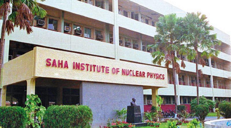 saha institute