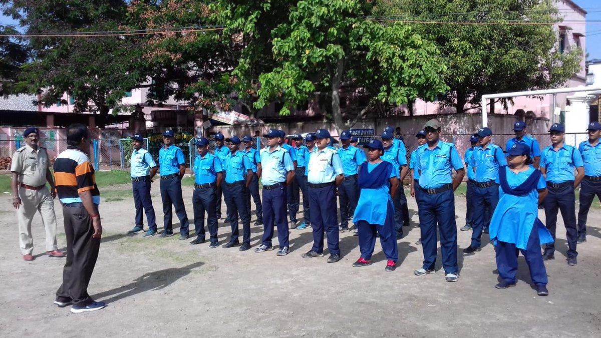 Kolkata Police, Kolkata Civic Police Recruitment, Civic Police