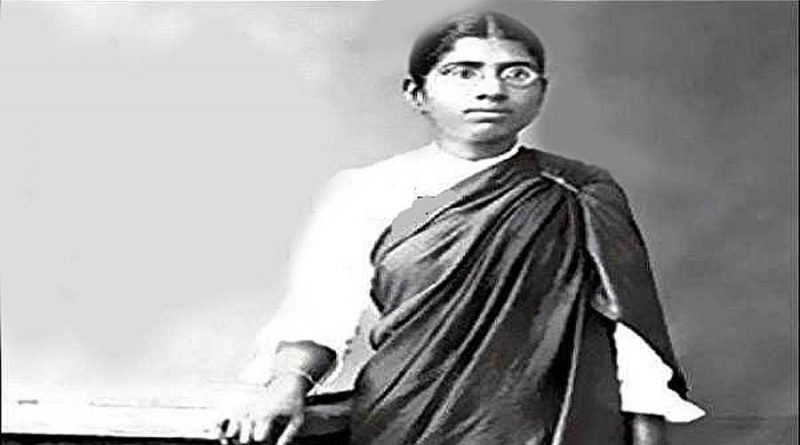 ডাক্তার, সমাজ সংস্কারক নারী মুথুলক্ষ্মী রেড্ডি