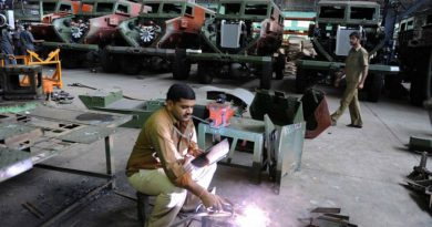 Ordnance Factory, Ordnance Factory Trade Apprentice