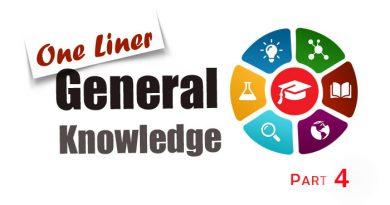 GK, General Knowledge,