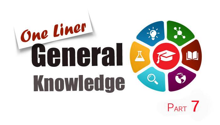 GK, General Knowledge