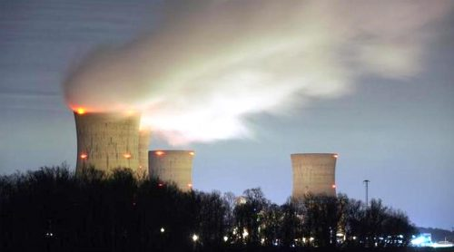 Atomic energy picture