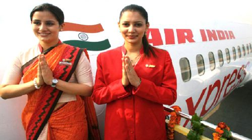 Air india Cabin Crew