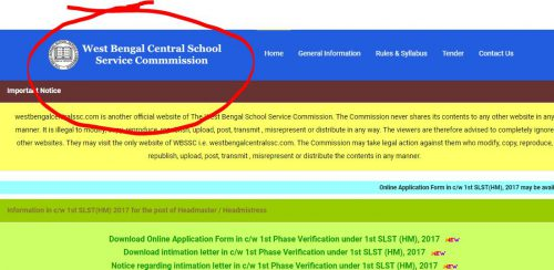 School Service Commission
